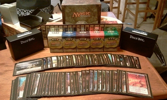 Look at our Mtg Deck Builder 30